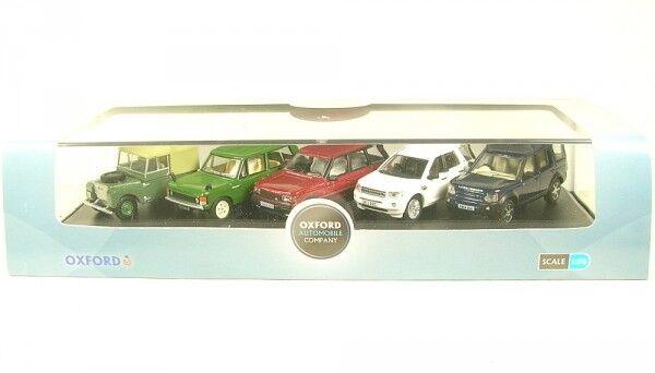 5 Piece Piece Piece Land Rover Classic Set 667a00