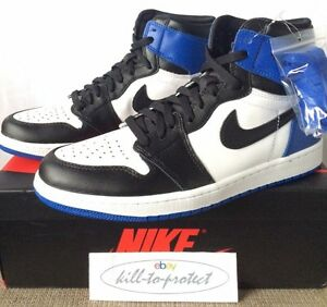 56183e60d8a FRAGMENT x NIKE AIR JORDAN 1 Sz UK US 8 9 10 11 12 Bred 716371-040 ...