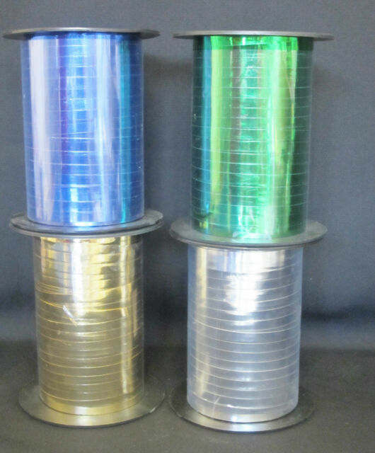 Apac Metallic Ribbon  250M