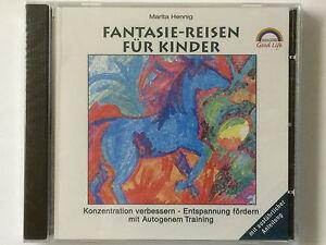 Hennig-Marita-Fantasie-Reisen-fuer-Kinder-NEU-u-OVP-Konzentration-verbessern