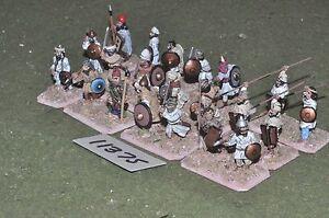 25mm Medievale/gasgan-spearmen 21 FICHI-INF (11375)