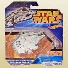 Hot Wheels Halcón Milenario Star Wars-CGW56-Nueva-Compre 2 lleve 1 Gratis
