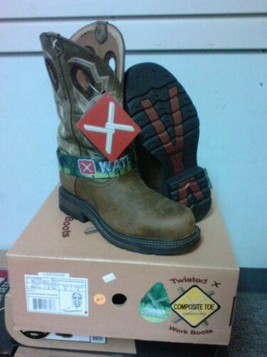 X Composiet Cowboy Inch 12 9dmlccw02 Heren Teen Twisted Maat Werk Lite D9YEeIW2H