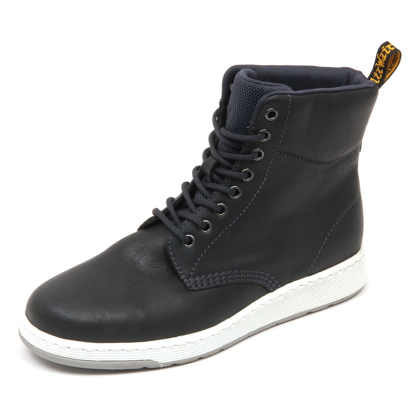 D4496 (without box) sneaker uomo DR. MARTENS blu/grigio boot shoe man