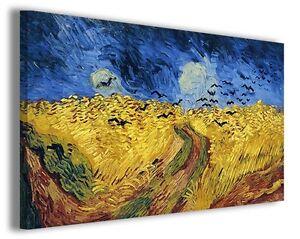 Quadro Vincent Van Gogh vol I Quadri famosi Stampe su tela ...