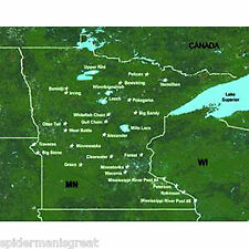 Garmin LakeMaster Minnesota MicroSD Data Card