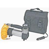 12 Volt 100 Psi Compact Portable Air Compressor Compact Car Inflate Tires