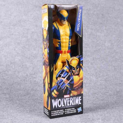 Marvel Movie Avengers Super Heroes Characters Action Figures Doll Kids Toy Gift