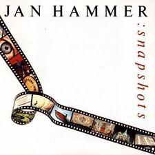 Jan Hammer Snapshots (1989) [CD]