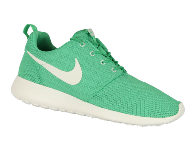 6e17f17ee1431 2013 Nike Rosherun Roshe Run Gamma Green Sail White Grey MINT 511881 ...