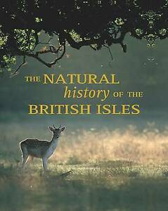 """""""VERY GOOD"""" The Natural History of the British Isles, Peggy Briggs, Mike Briggs,"""
