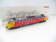 MÄRKLIN 3386 TRIEBWAGEN mP 30000 GELB/ROT der NS   HI356