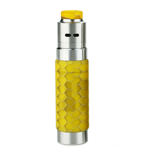 0WISMEC Reuleaux RX Machina 20700 Mech Kit With Guillotine RDA T ank No Battery