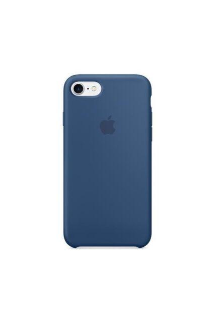 Cover iPhone 7 e 8 Apple Originale Blu Ocean