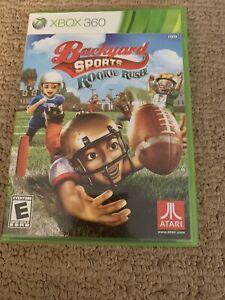 XBOX 360 Backyard Sports Rookie Rush | eBay