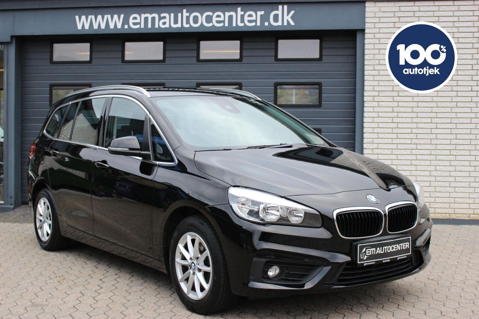 BMW 218d 2,0 Gran Tourer Advantage 5d