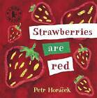 Strawberries are Red by Petr Horacek (Board book, 2009)