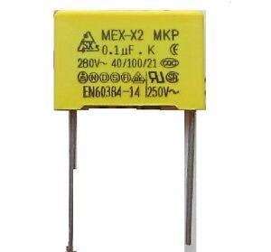 5pcs-104-280V-Polypropylene-Safety-Capacitor-0-1uF