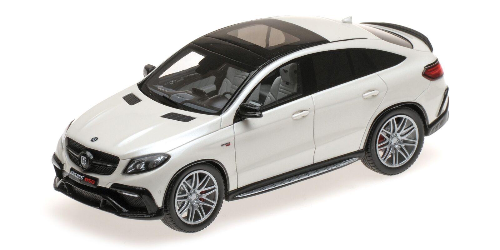 Brabus 850 4X4 Auf Basis Mercedes Benz Gle 63 S 2016 MINICHAMPS 1 43 437034310 M