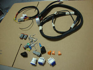 2002 big dog motorcycles main wiring harness w sub harness rh ebay com Big Dog Windshield Big Dog Windshield