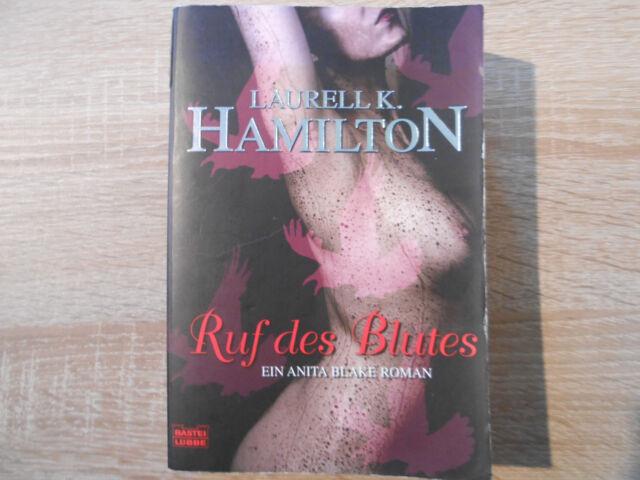 Ruf des Blutes von Laurell K. Hamilton