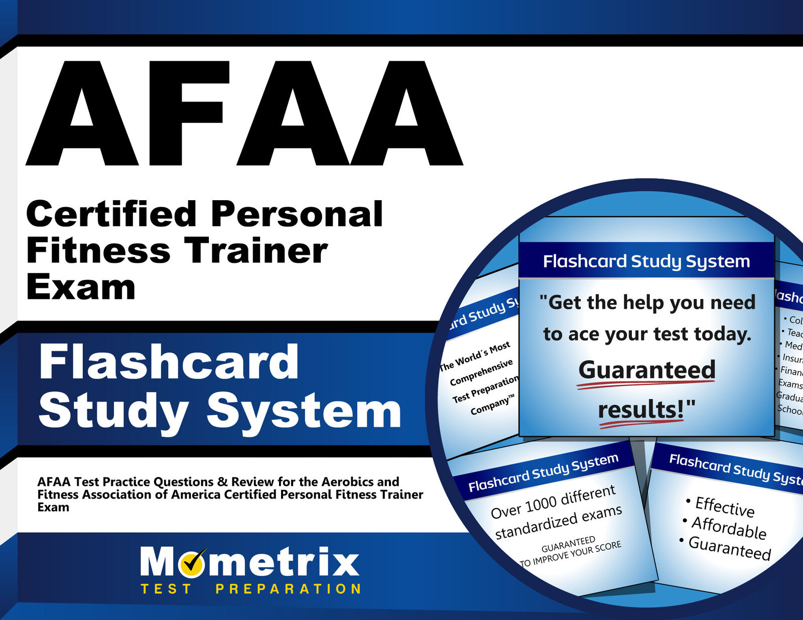 Afaa Certified Personal Fitness Trainer Exam Flashcard Study System