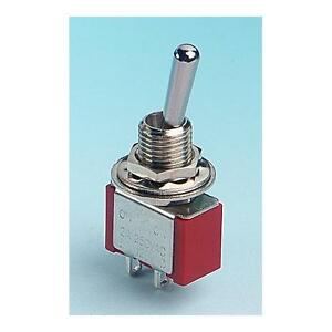 Expo A28010 5 x SPST On//Off Miniature Switches 9mm x 13mm x 7mm 2nd Class Post