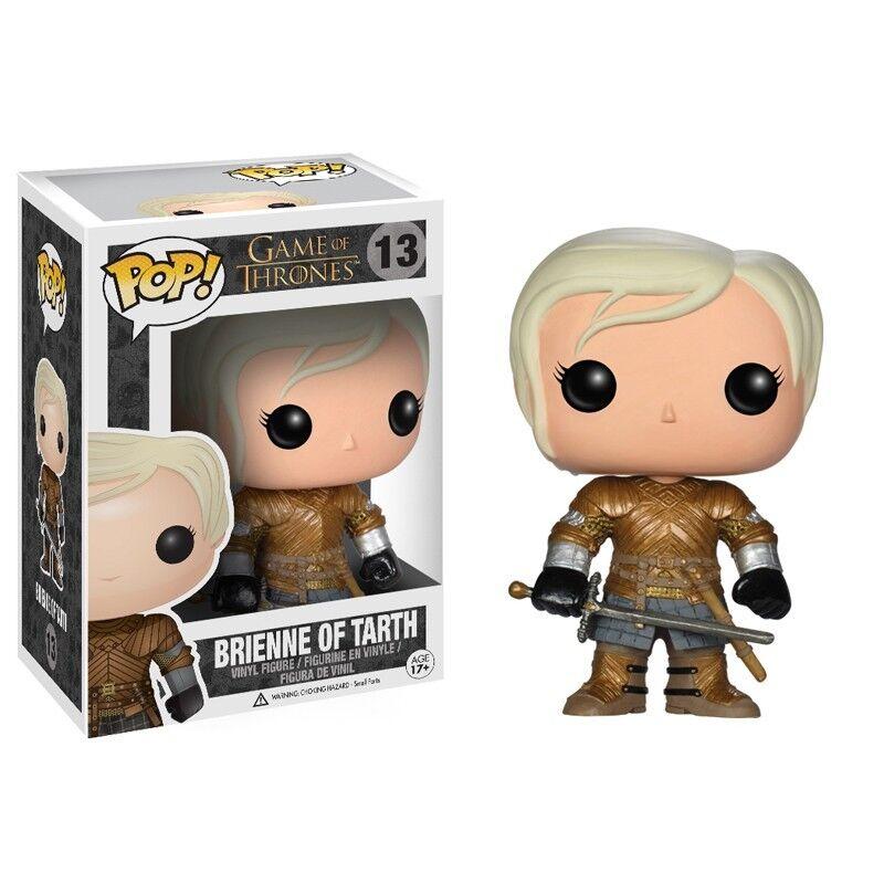 Funko Pop Vinyl Game of Thrones Brienne of Tarth RELEASE