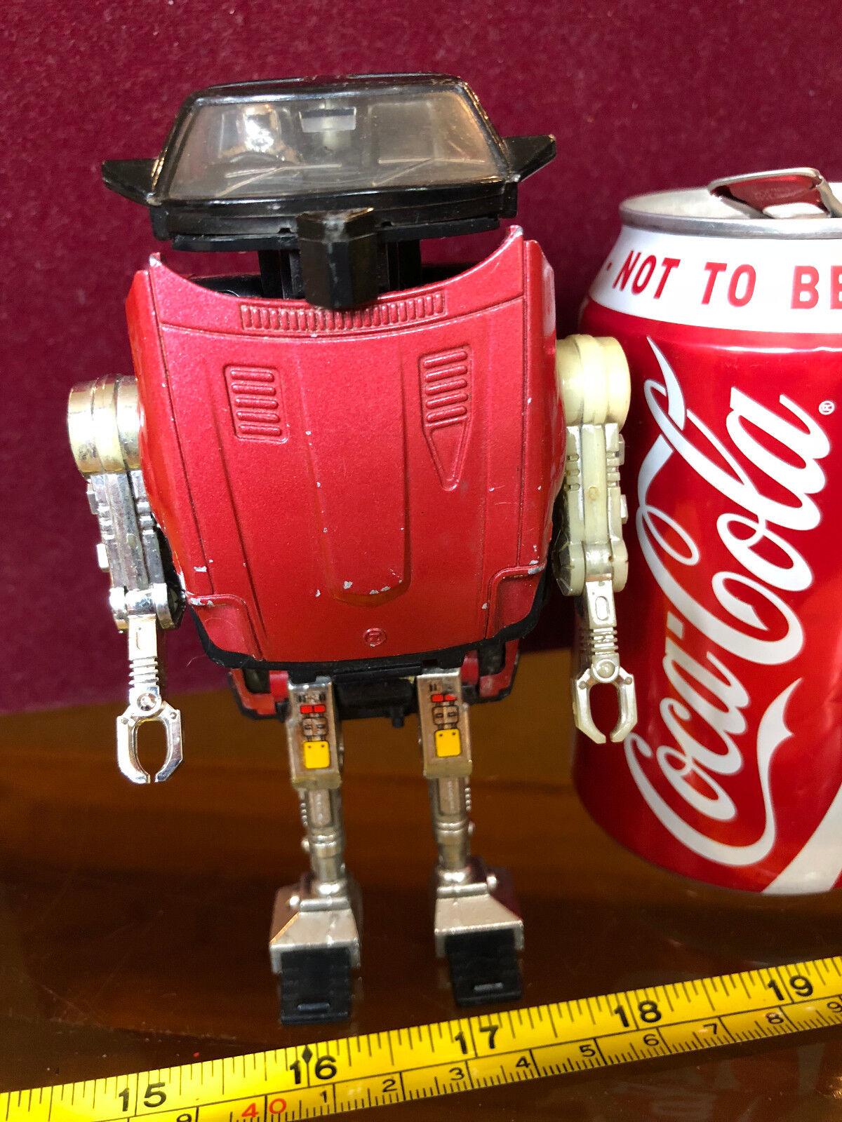 Gobot fairlady rotes auto popy transformatoren selten hasbro 1983 original