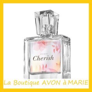 Détails sur CHERISH Eau de Parfum 30ml en vaporisateur de chez AVON : LIVRAISON GRATUITE