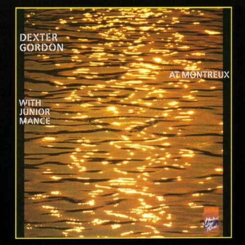 1 von 1 - CD Dexter Gordon with Junior Mance - At Montreux (24 BIT remastered im Digi)