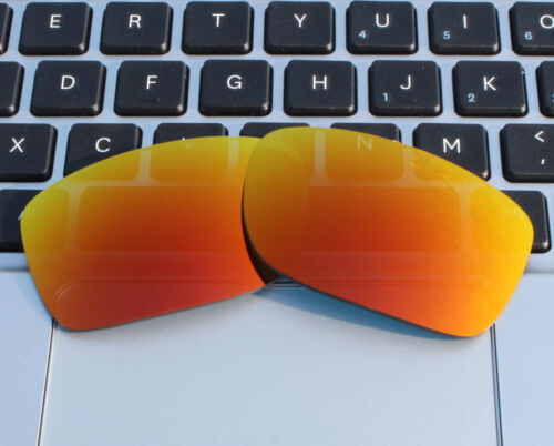 Turbine XS OJ9003 2.0mm Thickness Polarized Replacement Lenses Fire Red for