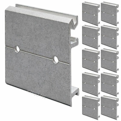 K2 C9062 Gutter Bracket Adapter Wall or Fascia Face Fixing with C8043 Brackets