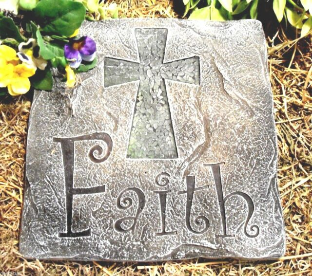 Cross faith mold concrete plaster religious mould 10