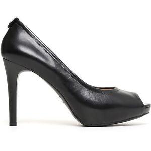 Nero Giardini scarpa donna decollete art. P805411DE col. nero