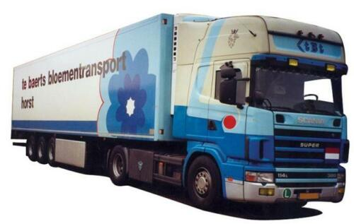 Awm camiones scania 4 R topl.//aerop refrigeración-ksz ta Baerts