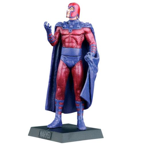 MAGNETO Lead METAL Figure 05 Marvel EAGLEMOSS Collection MINT IN BOX No Magazine