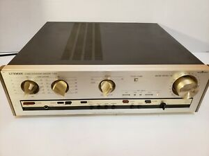 Luxman-L-435-High-End-Integrated-Amplifier-Audiophile