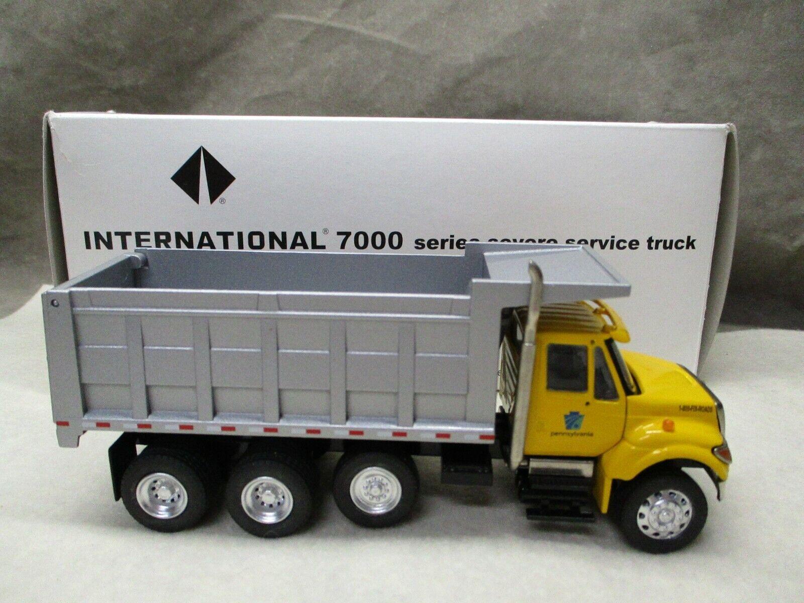 Conrad Int 7000 PennDot Hwy Dept  New  Logo Design - Dump Penn Dot Gelb 1 50