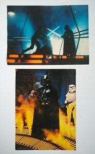 Star-Wars-Episode-V-The-Empire-Strikes-Back-1980-Posters-Prints-Set-of-2