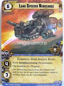 Warhammer-40000-Conquest-LCG-1x-115-Land-Speeder-Vengeance-Der-entfesselte