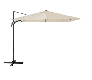 Details about CANOPY ONLY for 3 3m x 2 4m Rectangular Cantilever Parasol 8  Spoke Ikea Seglaro