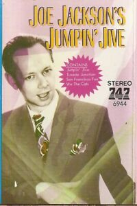 Joe-Jackson-Jumpin-Jive-Import-Cassette-Tape