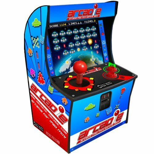 Zeon Tech Arcadie For Ipad Mini Computers Tablets Play Classic Arcade Games On