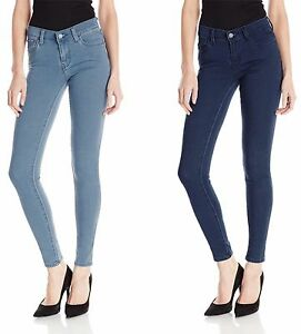 Levis Super Skinny Jeans Womens Stretch Denim Leggings Active Low ...