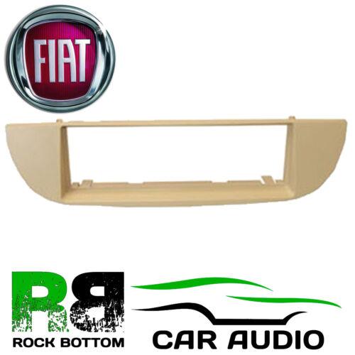 Fiat 500 2008 Onwards Single Din Car Stereo Radio Fascia Facia Panel AFC6018