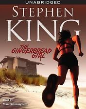 The Gingerbread Girl by Stephen King (2008, CD, Unabridged)