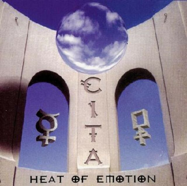 CITA (Guild Of Ages) - Heat Of Emotion - CD-Jewel - Neu New