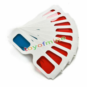 10pcs-lot-Universal-Anaglyph-Cardboard-Paper-Red-Blue-Cyan-3D-Glasses-For-Movie