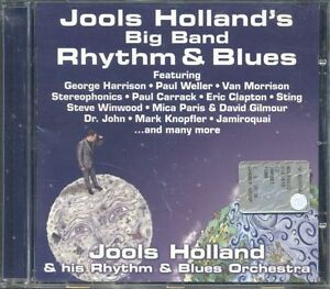 Jools-Holland-Small-World-Big-Band-Sting-Clapton-Knopfler-Cd-Eccellente